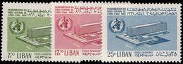 Lebanon 1966 World Health Organisation Unmounted Mint. - Lebanon