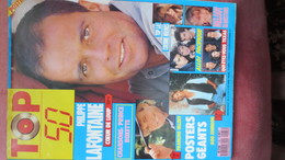 MAGAZINE TOP 50 N° 185. 1989 (POSTER) - People