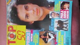 MAGAZINE TOP 50 N° 184. 1989 (POSTER) - People