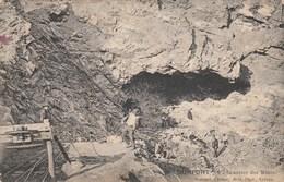 CPA (81) DURFORT Un Chantier Des Mines Ouvrier Mineur  (2 Scans) - France