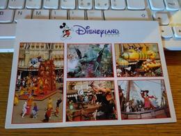 147640 CARTOLINA DISNEYLAND PARIS - Disneyland