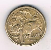 1 DOLLAR 1985 AUSTRALIE /5941/ - Monnaie Décimale (1966-...)