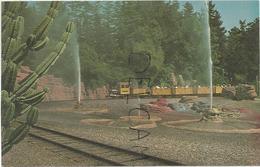 Disneyland Californie. Mine Train Ride. - Disneyland