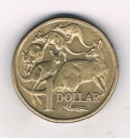 1 DOLLAR 1984 AUSTRALIE /5942/ - Monnaie Décimale (1966-...)