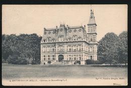 MELLE   CHATEAU DE RUNENBORG - Melle
