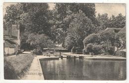 71 - Génélard-  Canal Du Centre, 17e Ecluse - BF - 1904 - France