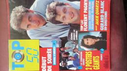MAGAZINE TOP 50 N° 179. 1989 (POSTER) - People