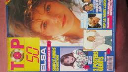MAGAZINE TOP 50 N° 170. 1989 (POSTER) - People
