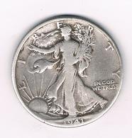 HALF DOLLAR 1941 USA /5946/ - 1916-1947: Liberty Walking (Liberté Marchant)