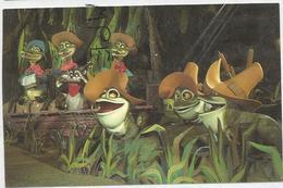 Disneyland Californie. Frogs In Harmony. - Disneyland