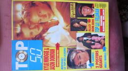 MAGAZINE TOP 50 N° 166. 1989 (POSTER) - People