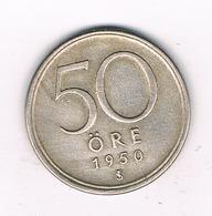 50 ORE  1950 ZWEDEN /5948/ - Suède