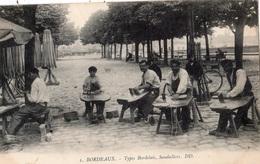 BORDEAUX TYPE BORDELAIS SANDALIERS - Bordeaux