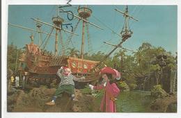 Disneyland Californie. Wicked Captain Hook. - Disneyland