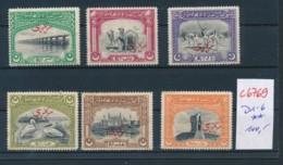 Türkei (?) Dienst 1-6   ** (c6769 ) Siehe Scan - 1858-1921 Osmanisches Reich