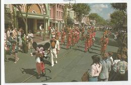 Disneyland Californie. The Disneyland Band. - Disneyland