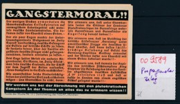 Progadanda Vignette....historisches Dokument  (oo9589  ) Siehe Scan - Germania