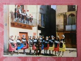 Dep 66 , Cpm ARLES Sur TECH , Une Figure De La Célèbre Danse De L'OURS , Interprétée Par Le Goupe ALEGRIA (457) - Other Municipalities