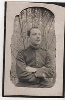 ABAA Photo Originale Militaria WWI Albert Bertrand Mai 1915 Bois De La Lampe - Oorlog, Militair