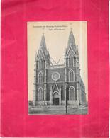 TERRITOIRE De KOUANG TCHEOU WAN - Gouvernement De L'INDO-CHINE - Eglise à FORT BAYARD - RARE - ROY2/ARD - - China