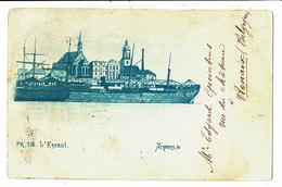 CPA - Carte Postale - Belgique-Antwerpen- L'Escaut En 1900 -VM5316 - Antwerpen
