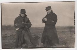 ABAA Photo Originale Militaria WWI Albert Bertrand 1915 Bois De La Lampe - Guerre, Militaire