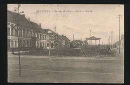 ZELZATE   GROOTE MARKT  PARK  KIOSK - Zelzate