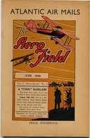 POSTE AERIENNE / 1939 THE AERO FIELD # 3-5 / ATLANTIC AIRMAILS (ref 992) - Temas