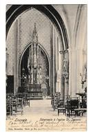 Leuven Tabernacle à L' Eglise St. Jacques Louvain - Leuven