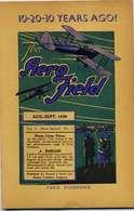 POSTE AERIENNE / 1939 THE AERO FIELD # 3-7 / 10-20-30 YEARS AGO (ref 990) - Temas