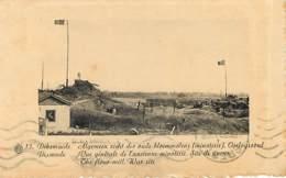DIKSMUIDE - Vue Générale De L'ancienne Minoterie - Site De Guerre - 13Albert - Diksmuide