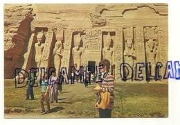 Egypte. Temple D'Abu-Simbel. - Egypte