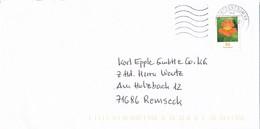 BRD Mi. 3482 Blume Kapuzinerkresse TGST BZ 68 2019 - Pflanzen Und Botanik