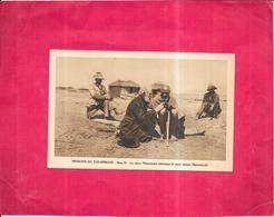 MISSIONS DU SUD AFRIQUE - Le Vieux Missionnaire Instruisant Le Vieux Mosuto - ROY2 - - Lesotho