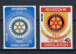 BANGLADESH 1980 - ROTARY -  MNH ** - Rotary, Lions Club
