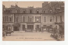 RENNES - HOTEL DE FRANCE - COUR INTERIEURE - 35 - Rennes