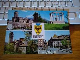 147662 CARTOLINA DI TRENTO - Trento