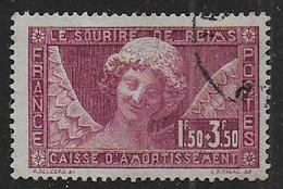 Sourire De Reims N°  256 - Cote : 100 € - France