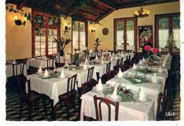 CPSM - VIZZAVONA  (Corse)  Hôtel Monte D'Oro.  Vue De La Salle A Manger. - Chamrousse
