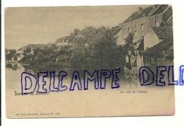 Bruxelles. Souvenir De Boitsfort. Un Coin De L'étang. Ed. NELS - Watermaal-Bosvoorde - Watermael-Boitsfort