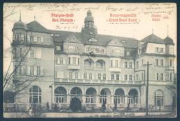 Hungary Hongrie POSTYEN FURDO Grand Hotel Ronai - Hungría