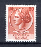 1950  - Italia - Italy - Catg. Unif. . 718 - LH - (W12022012.6) - 1946-60: Nuovi