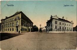 T2/T3 1913 Varasd, Warasdin, Varazdin; Jagiceva Ulica / Street (EB) - Unclassified