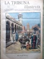 La Tribuna Illustrata 19 Gennaio 1902 Tripoli Vittorio Emanuele Von Bulow Luisa - Altri