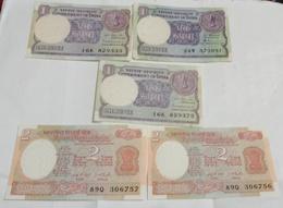 Circulated..India Inde Notes - India