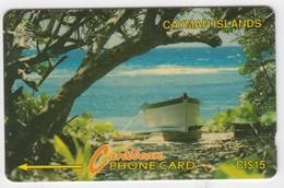 Cayman Islands GPT Phonecard (Fine Used) Code 6CCIB - Kaaimaneilanden