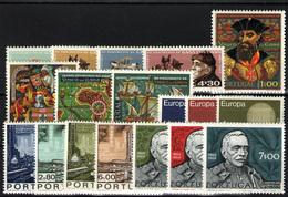 Portugal Nº 1065/82.  Año 1969/70 - 1910 - ... Repubblica