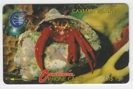 Cayman Islands GPT Phonecard (Fine Used) Code 3CCIB - Kaimaninseln (Cayman I.)