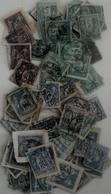 France - Petit Lot De 100 Type Sage Sur Fragments - Non Classés