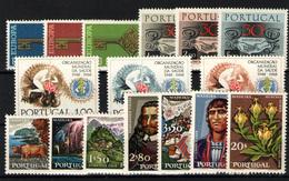 Portugal Nº 1032/47.  Año 1968 - 1910 - ... Repubblica